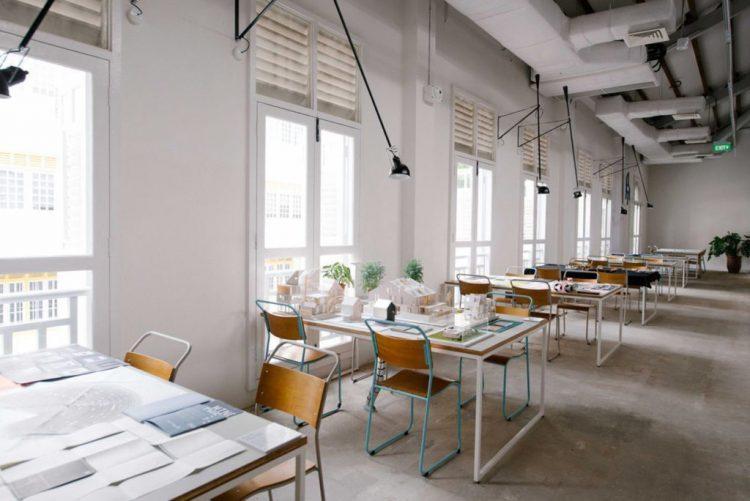 aTalent Singapore Desks