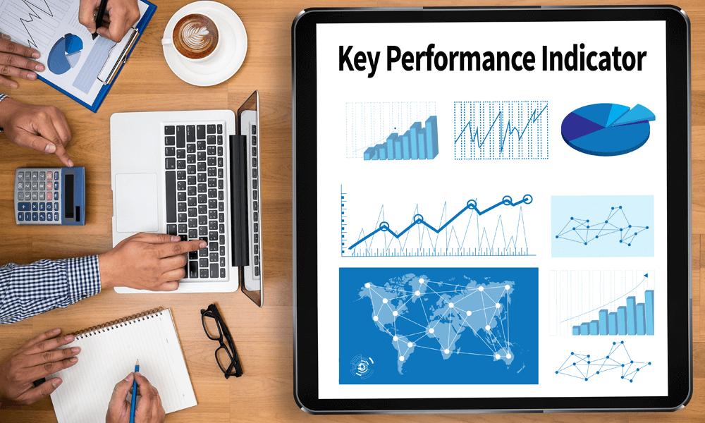 atalent KPI dashboard