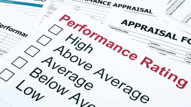 atalent employee annual appraisal